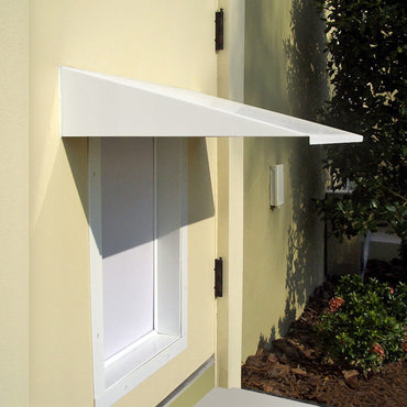 PlexiDor Awning for Pet Doors