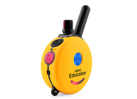 E-Collar ET-302 Mini Educator 1/2 Mile Remote 2-Dog Trainer