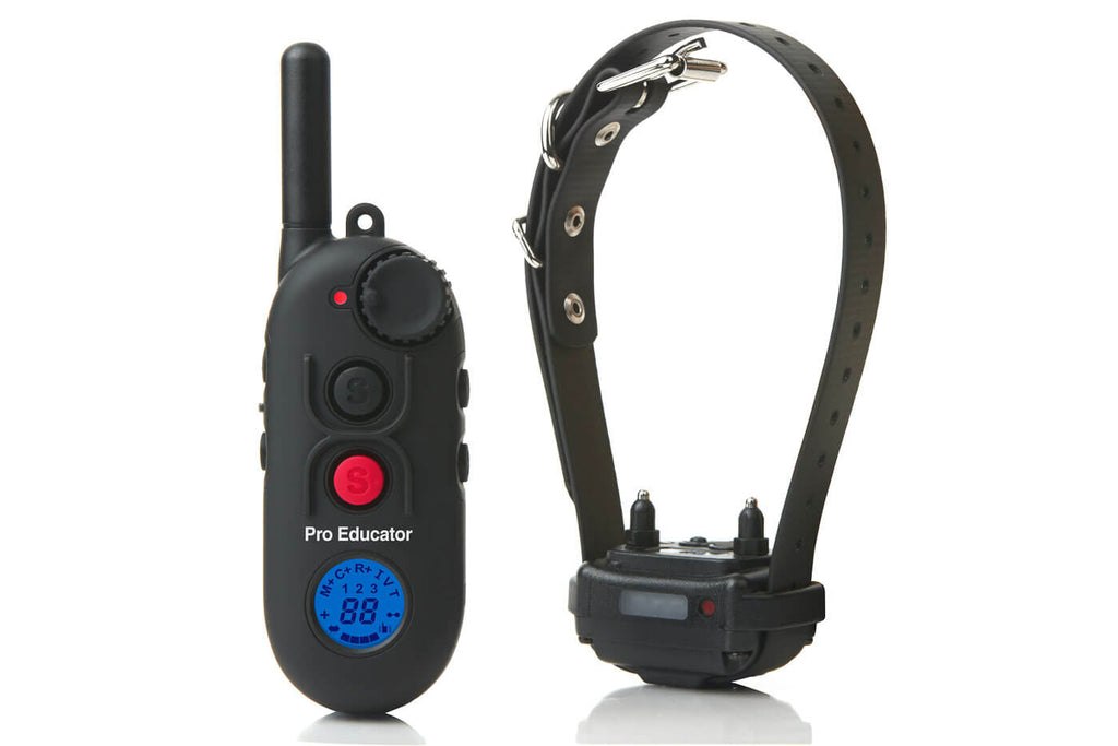 E-Collar PE-900 Pro Educator Advanced Remote Dog Trainer 1/2 Mile for 1 dog