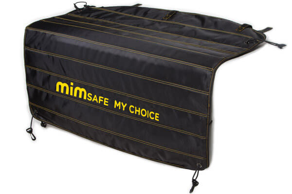 MIM Safe Variocage Bumper Cover & Sun Shade image