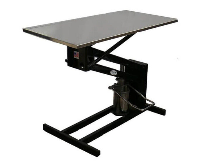 VetLine Economy Hydraulic Exam Table