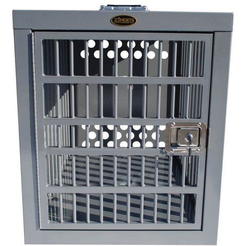 Zinger Heavy Duty Aluminum Dog Crate