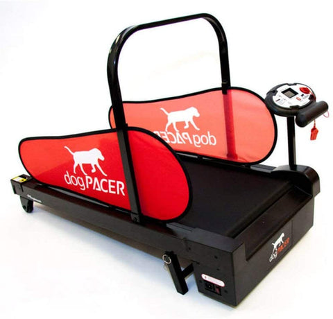 dogPACER MiniPacer Folding Dog Treadmill for Dogs Up To 55lbs
