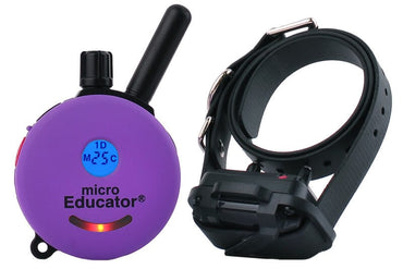 E-Collar ME-330 Micro Educator Remote Dog Trainer 1/3 Mile
