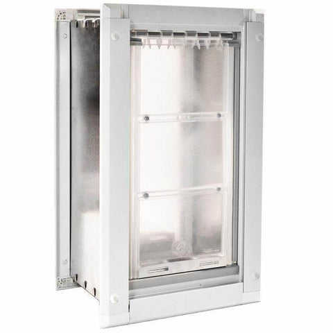 Endura Flap by Patio Pacific - Wall Mounted Cat & Dog Door white door