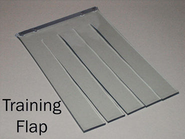 Hale Pet Door Training Flap