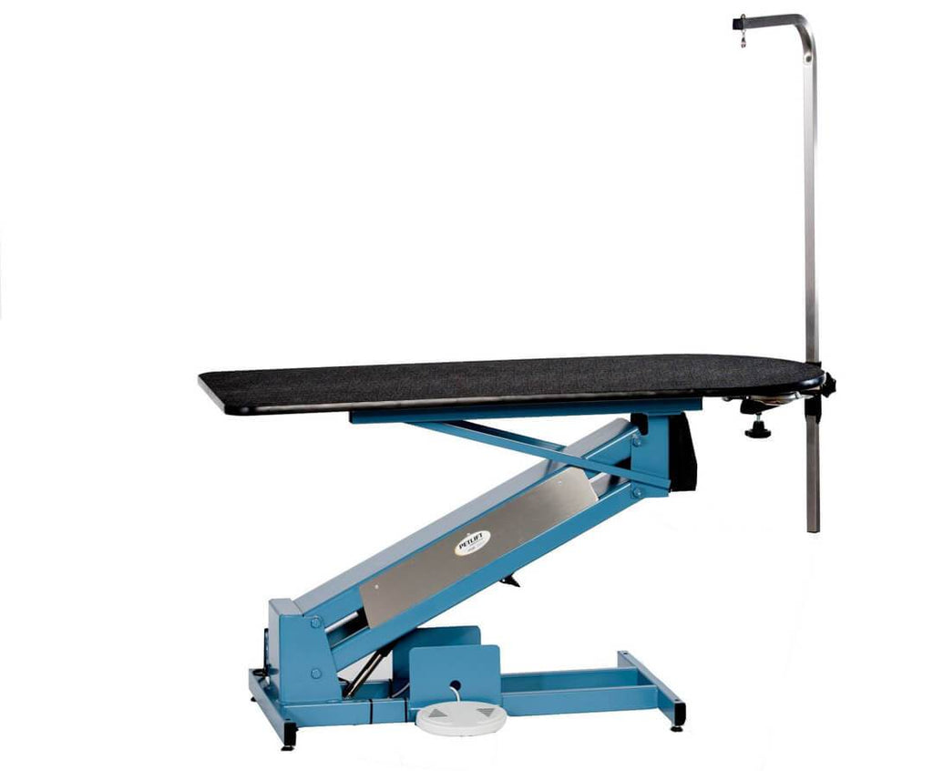 PetLift MasterLift Low-Rider Electric Grooming extra long Table