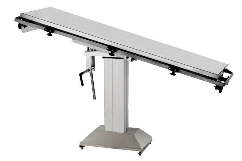VetLine Classic Veterinary Flat Top Surgery Table