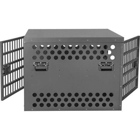 Zinger Professional Dog Crate Font Back Entry