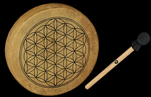 Meinl Hoop Drum - Flower of Life