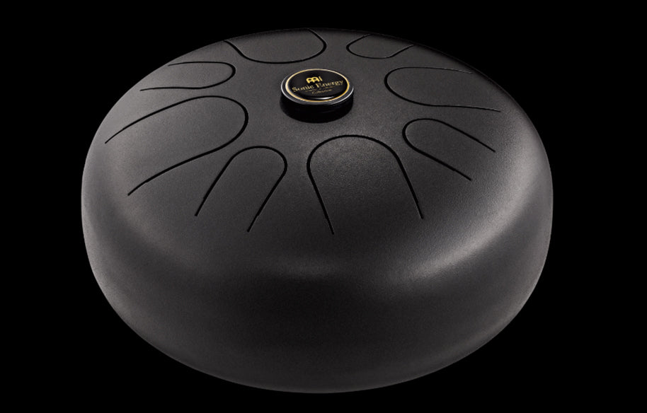 Meinl Steel Tongue Drum Black - G Major