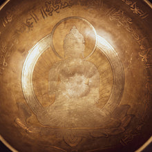 Load image into Gallery viewer, Tibetan Compassion Meditation Bowl - 11""