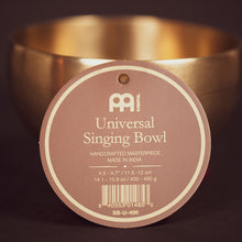 Load image into Gallery viewer, Meinl Universal Series Singing Bowl | SB-U-400 - 4.5-4.7""