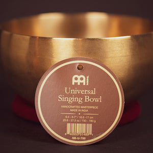 Meinl Universal Series Singing Bowl | SB-U-750 - 6.5-6.7""