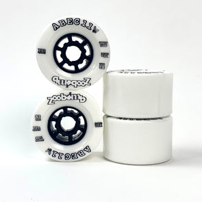 Hoyt St Abec11 Zoobomb 83mm Urethane Wheels