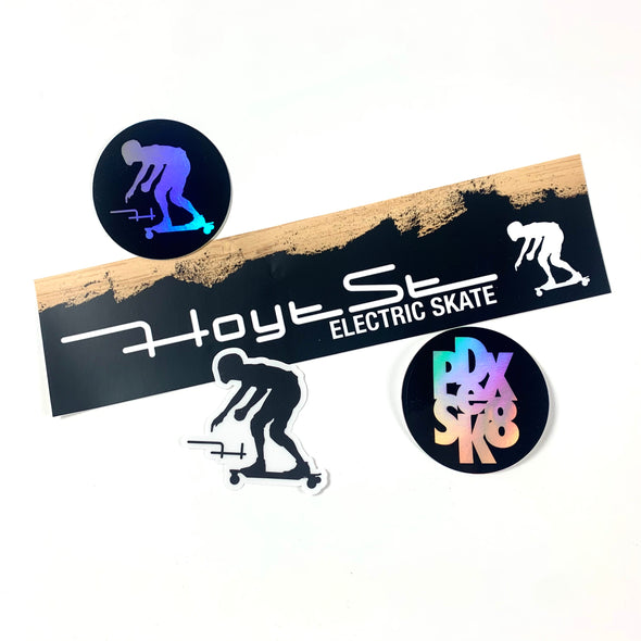 Hoyt St Sticker Pack (3)