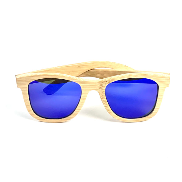 Hoyt St Bamboo Sunglasses