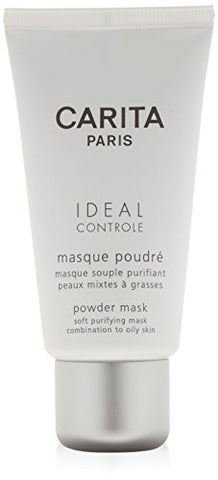 Carita By Carita Ideal Controle Powder Mask ( Combination To Oily Skin )--/1.69Oz - Cleanser