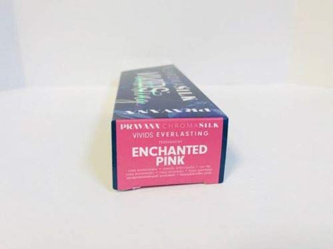 Pravana Chromasilk Vivids Everlasting Permanent Creme Color 3Oz Enchanted Pink