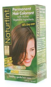 Naturtint, Hair Color Permanent Light Chestnut Brown 5N, 5.6 Fl Oz