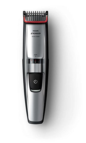 Philips Norelco All-In-One Cordless Wet/Dry Multigroom Turbo-Powered Beard Mustache &Amp; Head Trimmer Grooming Kit