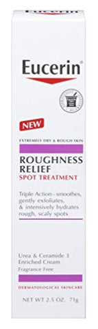 Eucerin Spot Treatment Roughness Relief 2.5 Ounce (74Ml)