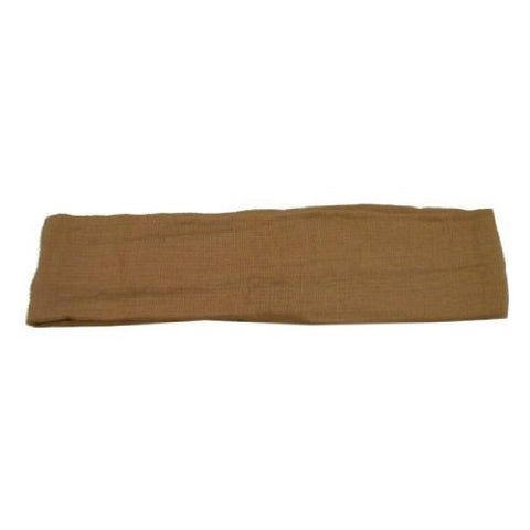Natural Soft Tan Headband Made Of Bamboo Fibers Excersize Yoga (Keshet Accessories)