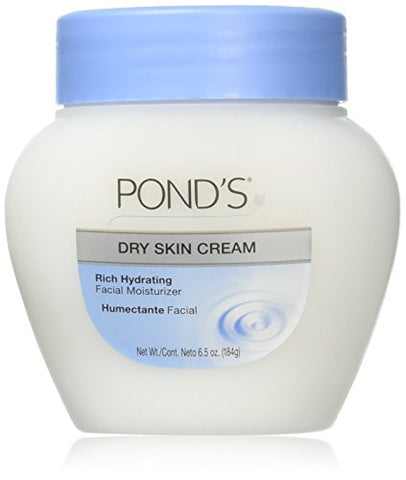 Pond'S Dry Skin Cream The Caring Classic 6.5 Oz