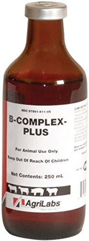 Vitamin B-Complex Plus, 250 Ml (Non Human Animal Use Only)