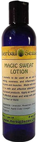 Bodi Magic Sweat Lotion (8Oz)