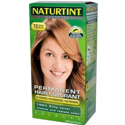 Naturtint 7G Golden Blonde Hair Color Kit