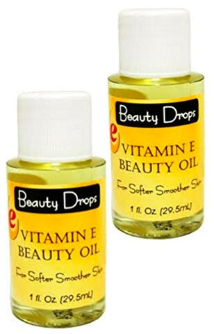 Vitamin E Beauty Oil (2 Bottles)