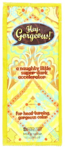 5 Packets Hey Gorgeous Dark Accelerator 1 Oz