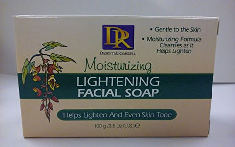 Daggett &Amp; Ramsdell Moisturizing Lightening Facial Soap 6Ct/Pack