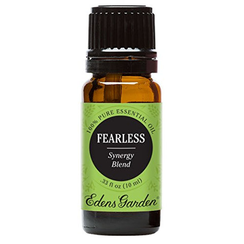 Edens Garden Fearless Essential Oil Synergy Blend, 100% Pure Therapeutic Grade (Highest Quality Aromatherapy Oils), 10 Ml