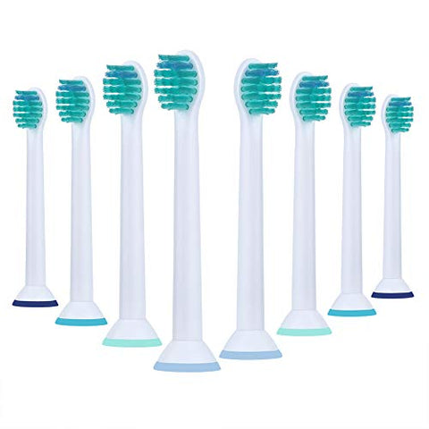Replacement Brush Heads Compatible With Philips Sonicare Electric Toothbrush, Protectiveclean, Diamondclean, Healthywhite, Easyclean, Sonicare For Kids By Lanveda, Mini Size