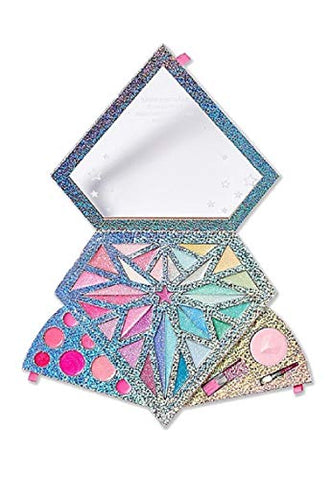 Justice For Girls Just Shine Diamond Make-Up Kit Cosmetic Set