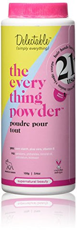 Delectable By Cake Beauty The Everything Powder