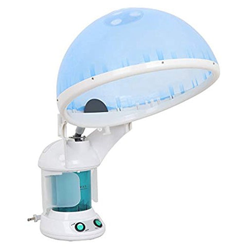 Zenstyle Pro 2In1 Ozone Mini Facial Steamer Facial Mini Table Top Face &Amp; Hair Hot Ozone Steamer