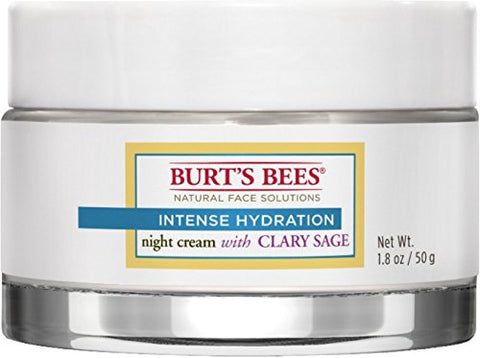Burt'S Bees Intense Hydration Night Cream 1.80 Oz