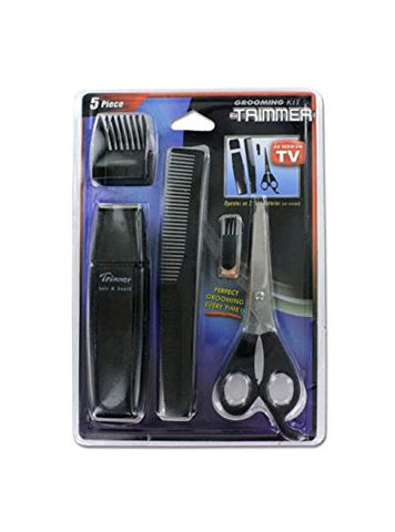 Grooming And Trimmer Kit - Set Of 10