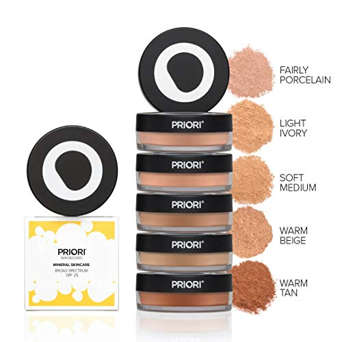 priori mineral foundation