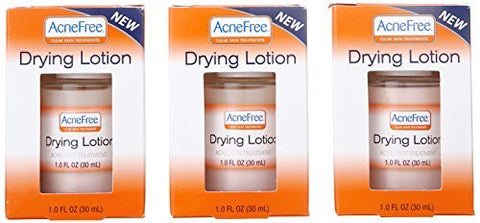 Acnefree Drying Lotion ( 1Oz Bottles)
