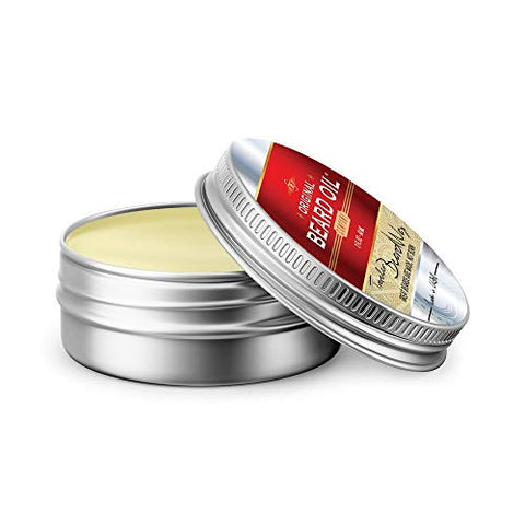 Traveler Moustache Wax (2 Oz) 100% Natural, For Superior Shaping And Control