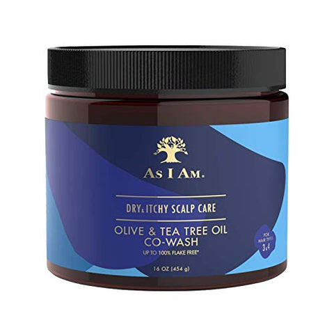 As I Am Dry &Amp; Itchy Scalp Care Cowash