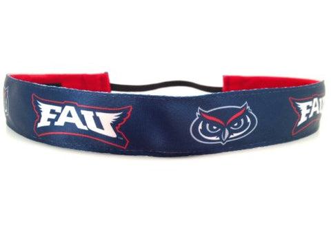 One Up Bands Women'S Ncaa Florida Atlantic University One Size Fits Most
