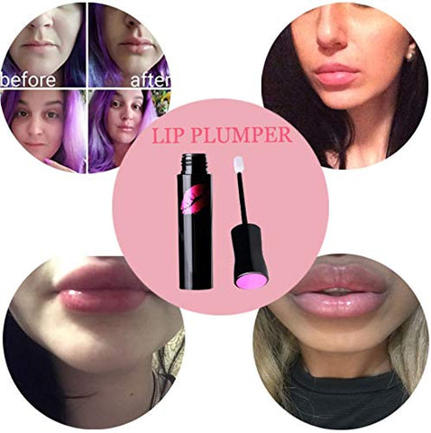 New Sexy Lip Plumping Gloss Make Lips Full The Plumper And Hydrated Plumper Enhancer Sealed