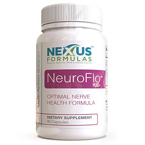 Nexus Formulas - Neuroflo - Nerve Health And Circulation Formula