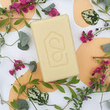 Soapiary Luxury Triple Milled Soap Bar - Natural Vegan Plant-Based Bath Soaps  1 Parsley, Citrus, Herbal,
