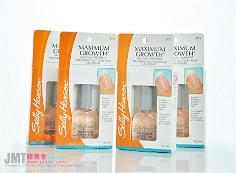 Sally Hansen Maximum Growth Daily Nail Treatment - 2115 (Price For 1 Bottle)